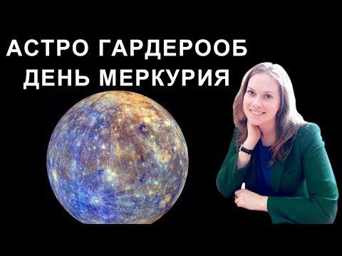 Астрологический гардероб: среда, день Меркурия