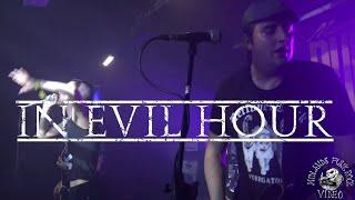 IN EVIL HOUR - Live Footage - Manchester Punk Festival 2018 - MPRV News
