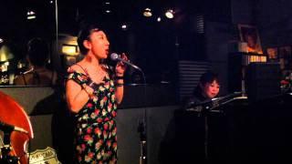 2011/1012 Jazzの妖精Miho Takashima@銀座BABBRA.