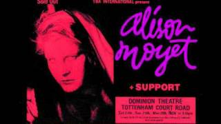"Alison Moyet ""That Old Devil Called Love"" 1984, Dominion Theatre ~ 6"