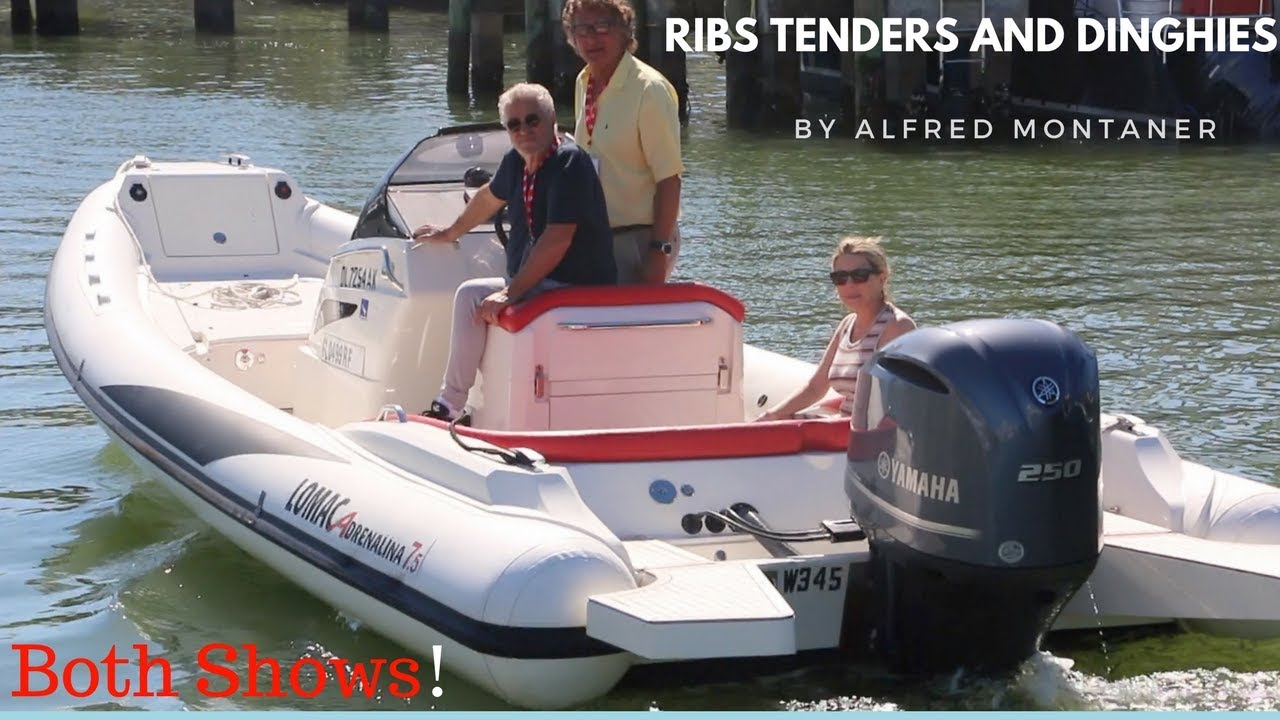 2018 Mibs Boat Show - Ribs Tenders and Dinghies (Miami International Walker Bay Inflatables Wiring Diagram on