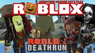 Gaming Grape Plays - ROBLOX: Death Run (Pirates of the Caribbean)