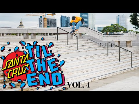 Santa Cruz' Til the End Vol.4