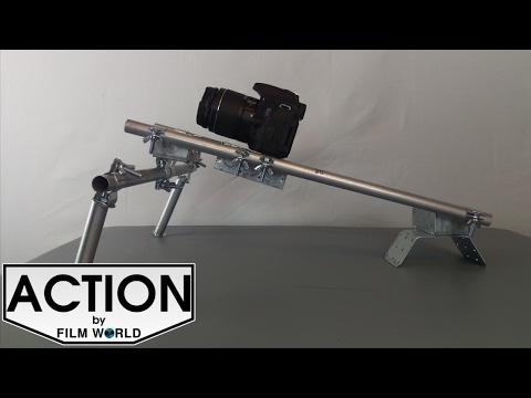 All metal DIY camera shoulder rig for under $25