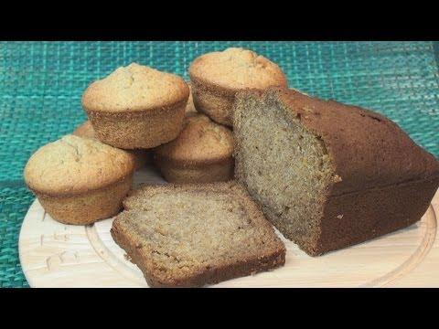 Pumpkin Bread and Pumpkin Muffins Recipe