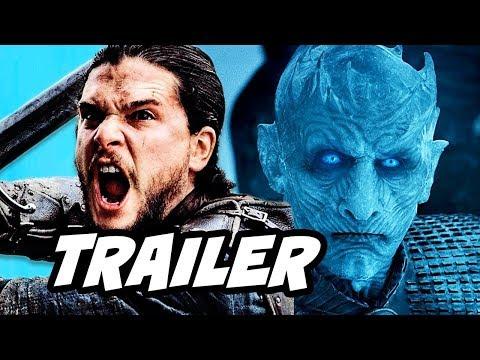Game Of Thrones Season 7 Episode 6 Trailer Breakdown