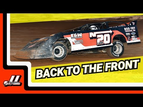 A great race at BAPS Motor Speedway - we started mid pack and headed straight for the front of the field! #vlog #racingvlog #motorsports Website: ... - dirt track racing video image