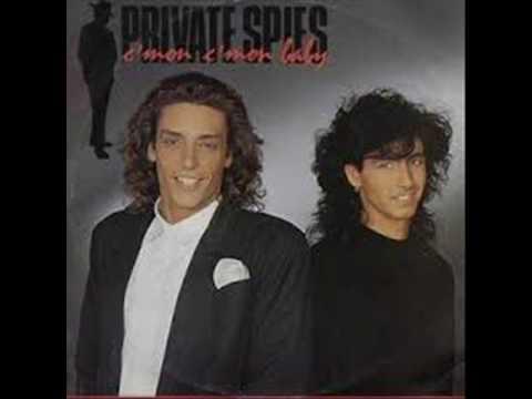 Private Spies - C'mon C'mon Baby