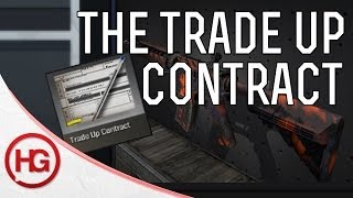 "Is the ""Trade Up Contract"" worth it? (CS:GO)"