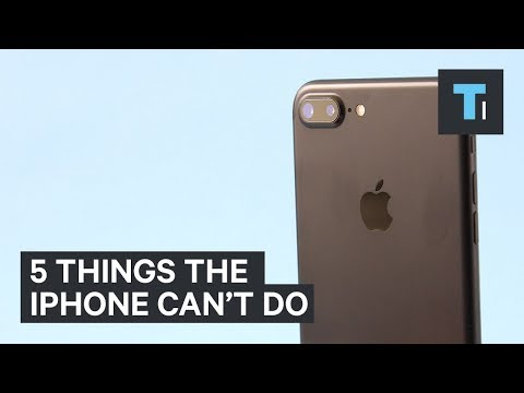 Thumbnail: 5 things the iPhone still can't do