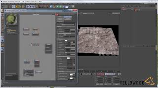How to blend textures with RedShift for Cinema 4D