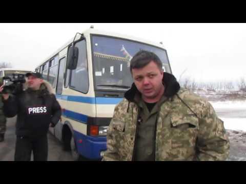 Сэмэна Сэмэнчэнко та вытыранив АТО побила Нацполиция Донецкой области, 6.02.2017
