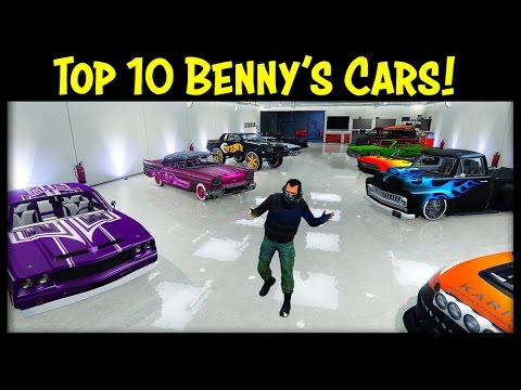 benny prices gta