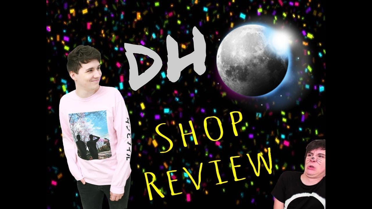 0ac3a66390f9a Daniel Howell Shop Review - YouTube