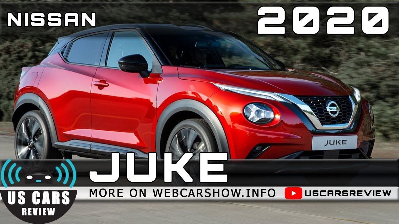 2020 Nissan Juke Review Release Date Specs Prices