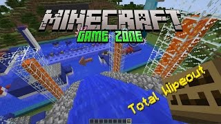 Minecraft - Game Zone - Total Wipeout with CheddarMac & Eroc