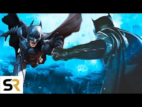 BATMAN VS BATMAN - Fan Trailer (Ft. Batman, The Joker And More!)