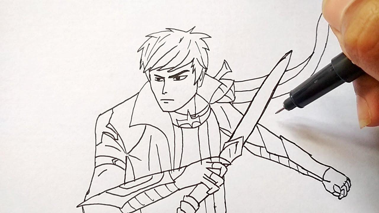 Alucard Child Of The Fall Wallpaper Hd Hero Mobile Legend Chibi Urbandistro