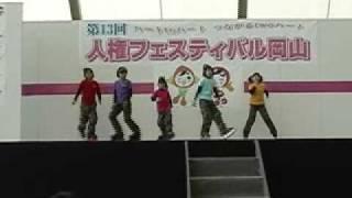 羞恥心を踊ると、小さな子供達が一緒に歌ったり踊ったりしてくれて嬉し...
