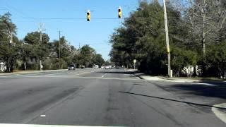 Chuck Dawley Boulevard (Interstate 526 BUSINESS SPUR) northbound