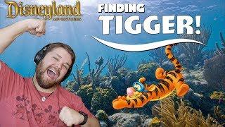 WE FOUND TIGGER!!!! - Disneyland Adventures 11