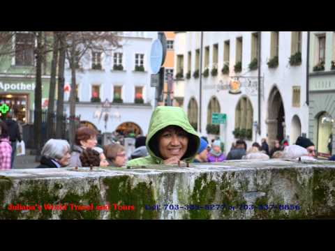 JULIANA'S WORLD TRAVEL AND TOURS: AMA Certo Passau, Germany