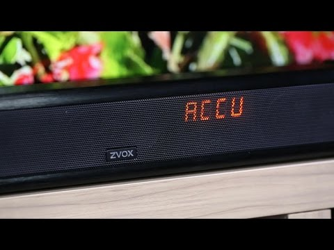 Zvox's TV speaker for the hearing impaired a one-trick pony