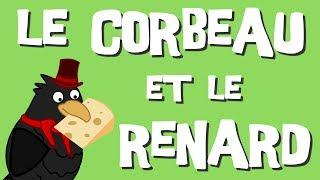 Скачать Le Corbeau Et Le Renard Version Moderne Fables De La Fontaine