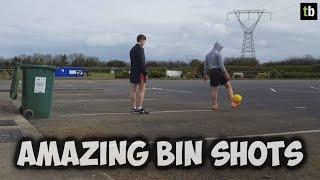 Amazing bin shots