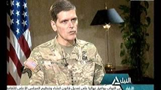قائد القيادة المركزية الأمريكية: سيناء أصبحت آمنة بنسبة كبيرة