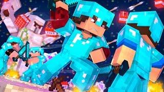 🔥 INVASÃO MAIS ÉPICA - FACTIONS FIRE #18 - Minecraft