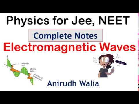 em wave class 12 || class 12 physics || em wave || electromagnetic wave in hindi || physics