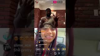 Tsu Surf Live With Fans Asking Hilarious Questions (1-22-20) (PART 2)