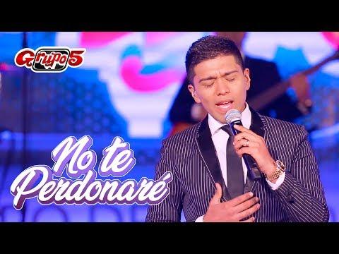 Grupo 5 - No Te Perdonare (En Vivo)