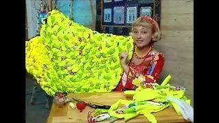 видео Лоскутное шитьё России.