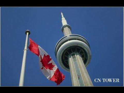 CN Tower. Toronto, Canada 2016