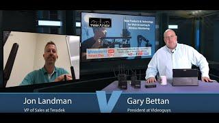 Teradek with Jon Landman Videoguys News Day 2sDay Live Webinar