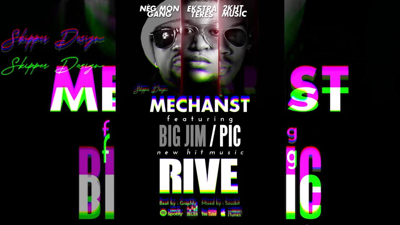 "MechansT ""RIVE"" Feat PIC & BIGJIM ( official audio)"