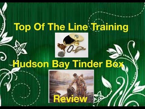 Hudson Bay Tinder Box Review