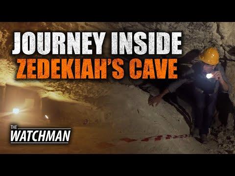 The Watchman Episode 135: Jerusalem Underground — Journey Deep Inside Zedekiah's Cave