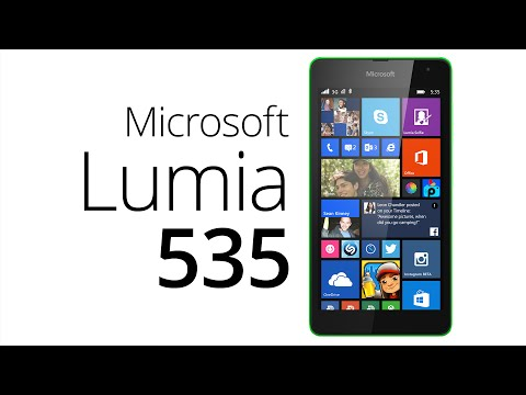 Microsoft Lumia 535 (recenze)