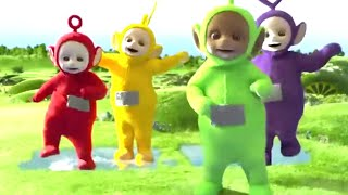 Splashy Puddle Dance! Watering Can - Teletubbies