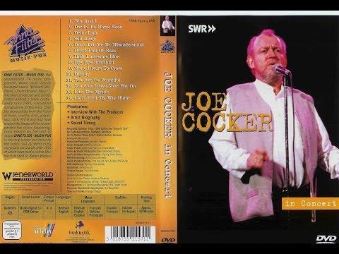 """Joe Cocker in Concert (Live in Baden-Baden, """"Organic Tour"""", 1996)"""