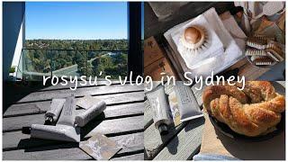 [Sydney vlog…