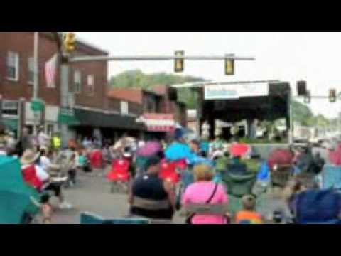 Clinch mountain music fest flatfooting, bluegrass, geocaching, biking, Kingsport Times News Online