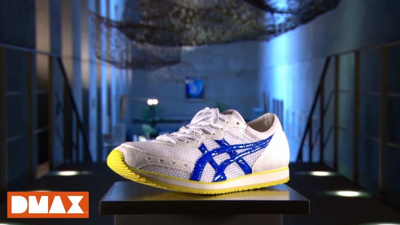 Nasıl Yapılmış? (Custom Running Shoes) - 1.Sezon 3.Bölüm
