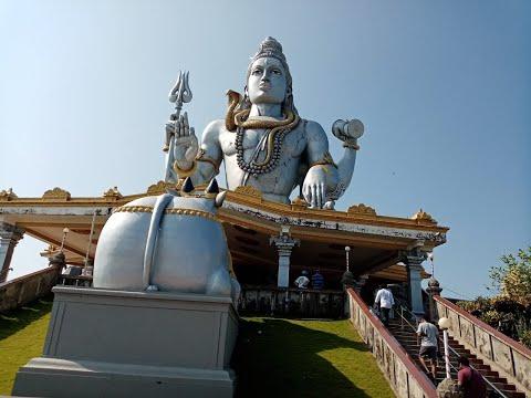 Индия Гоа экскурсия ШИВА  Чудо света Мурдешвар и гиганская статуя ШИВА