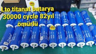 Yinlong Lto Titanat batarya nedir nerelerde kullanılır