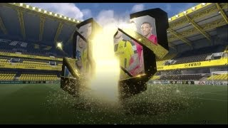 fifa 17 seven club challenge sbc with pack opening