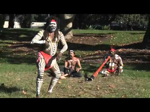 Kangaroo Dance